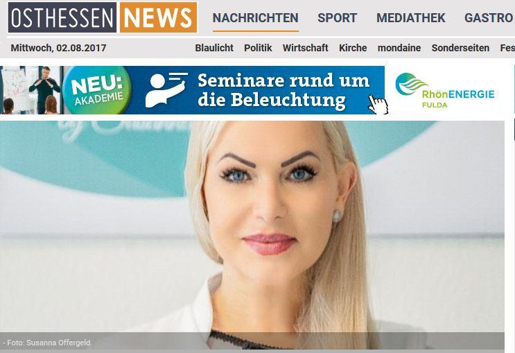 Susanna Offergeld, Neueröffnung