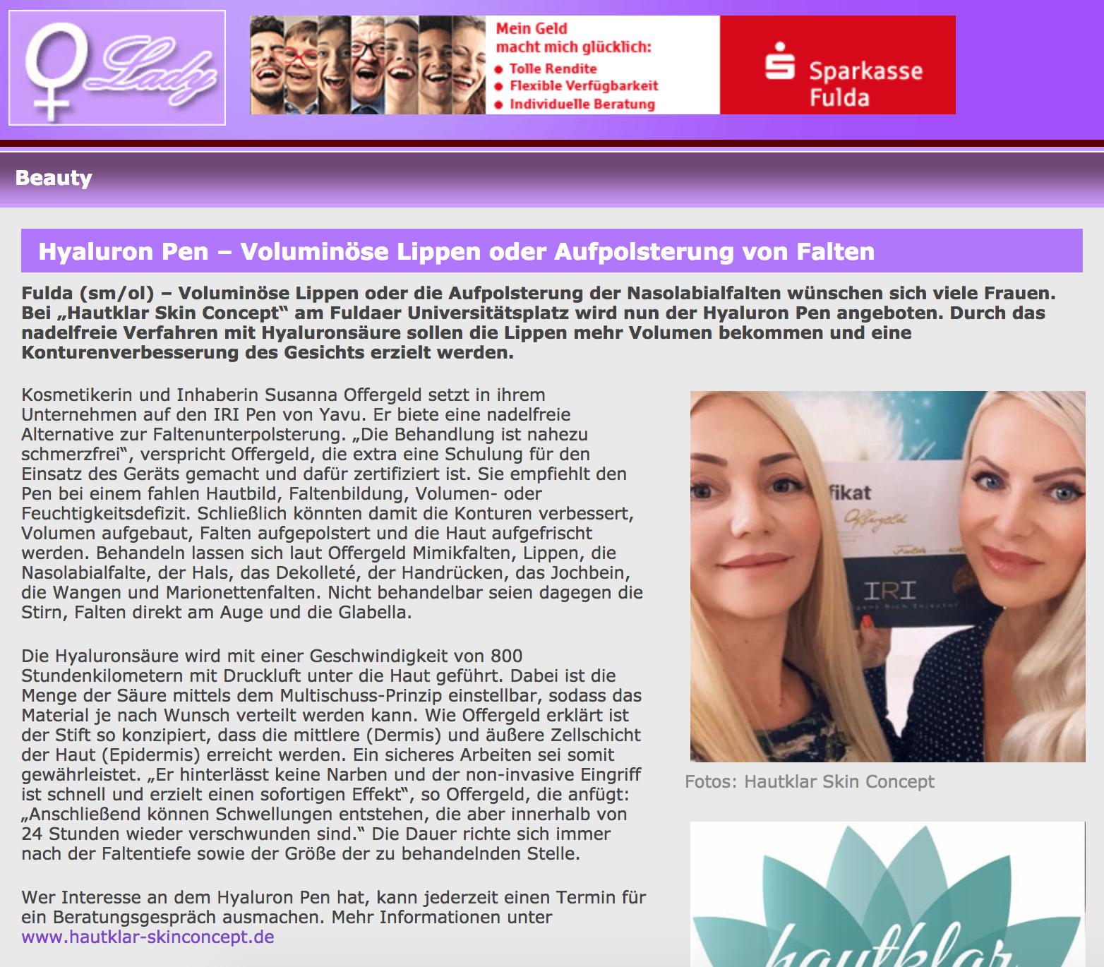 Bericht-presse-Hautklar-skin-Concept_Lippenvolumen